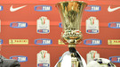 Состоялась жеребьевка Кубка Италии
