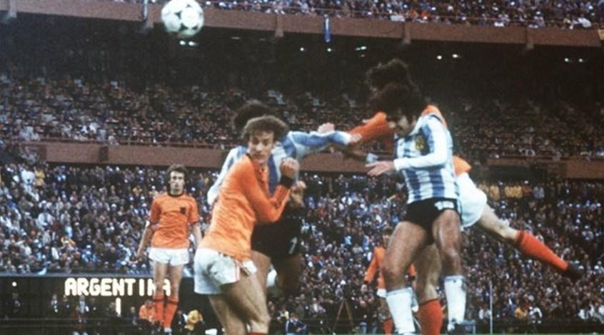 Умер Дик Наннинга, забивавший в финале ЧМ-1978