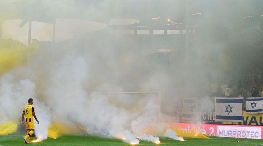 """УЕФА может наказать не только """"Бейтар"""", но и """"Шарлеруа"""""""