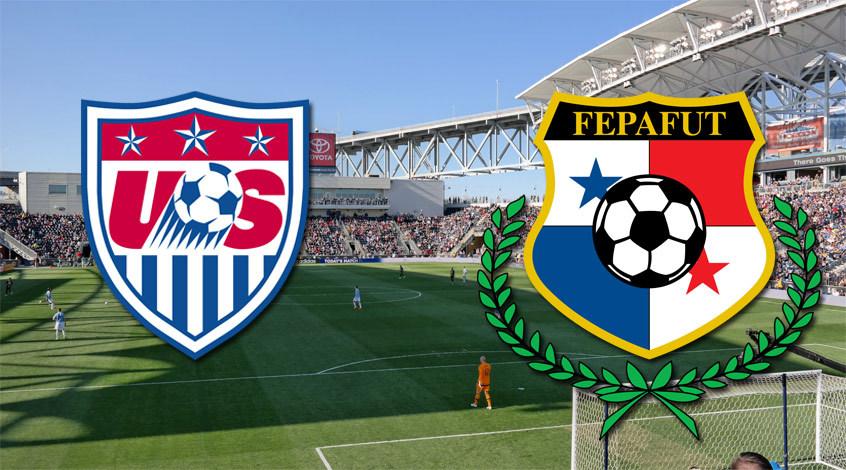 Золотой Кубок КОНКАКАФ-2015. США - Панама 1:1. Американцы без медалей (Видео)
