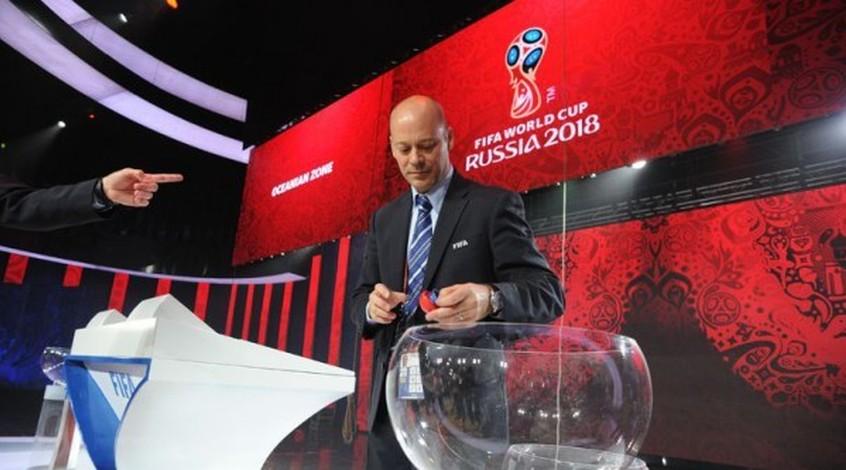 ФИФА: жеребьевка стыковых матчей ЧМ-2018 состоится в октябре