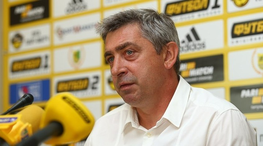 """Александр Севидов: """"На победу мы не наиграли"""""""