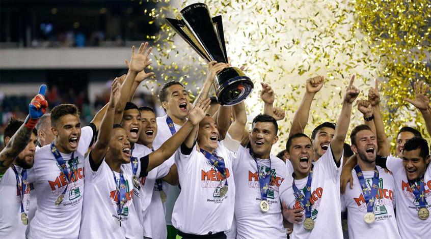 Мексика определилась с предварительной заявкой на Копа Америка-2016