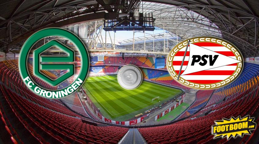 "Суперкубок Голландии. ""Гронинген"" - ПСВ 0:3. Соло чемпиона"