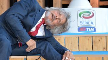 """""""Сампдория"""": Ферреро намерен дать Дзенге ещё один шанс"""