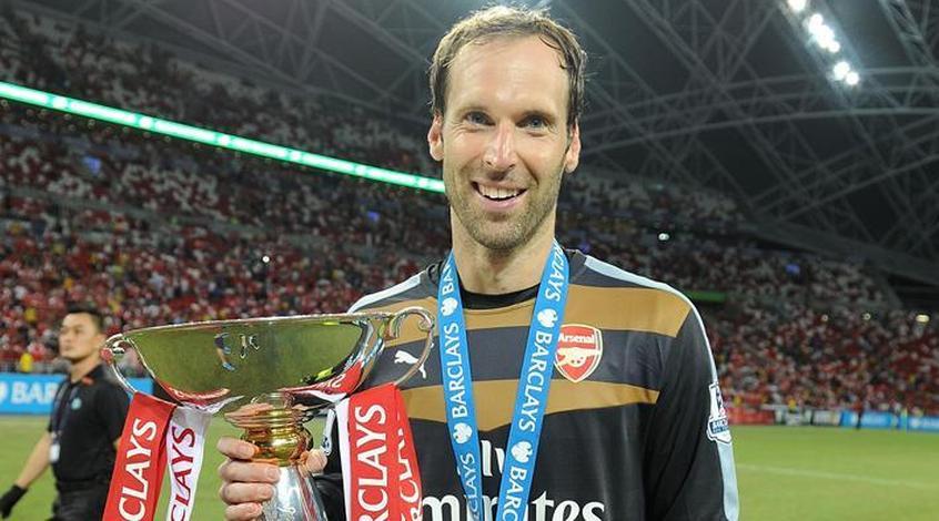 Петр Чех установил рекорд английской Премьер-лиги