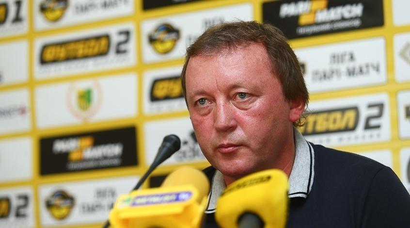 """Владимир Шаран: """"Есть ощущение, что мы забьем """"Динамо"""""""