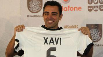 """Хави: """"Я хочу выиграть азиатскую Лигу чемпионов"""""""