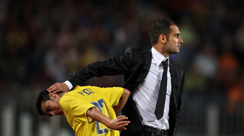"""Хосеп Гвардиола: Педро сыграл миллион матчей за """"Барселону"""" и теперь может играть в любой команде"""