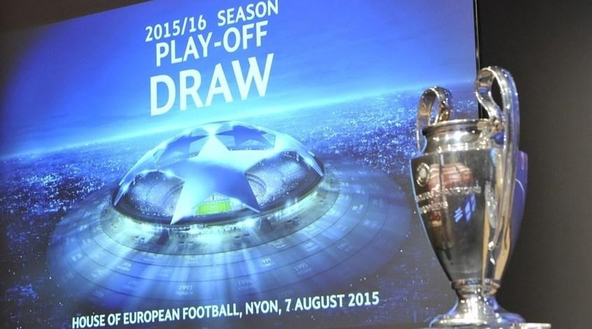 В Украину едут кубки Лиги чемпионов и Лиги Европы