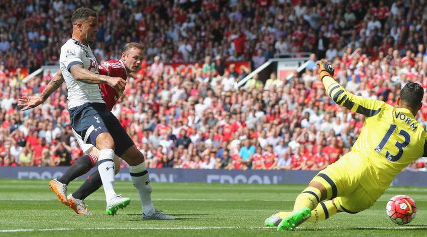 """""""Манчестер Юнайтед"""" - """"Тоттенхэм"""" 1:0. Такие разные дебюты"""