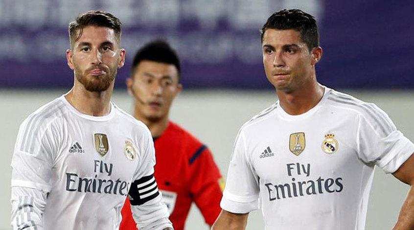 """""""Дай сто миллионов"""", - """"Реал"""" отпустит Серхио Рамоса"""