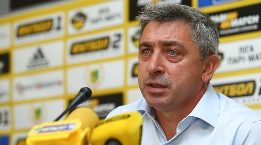 """Александр Севидов: """"У нас многое не получается"""""""