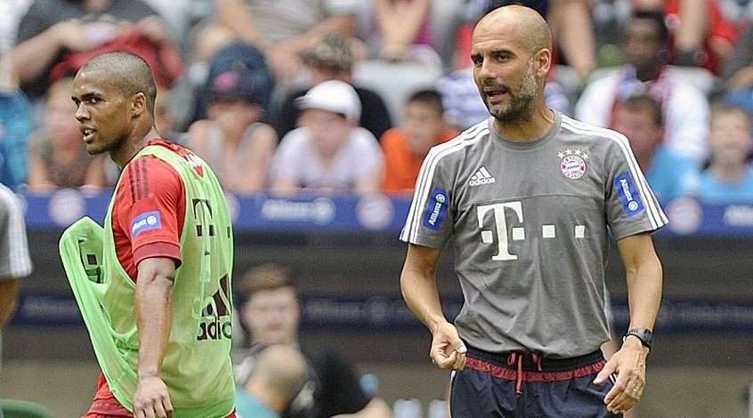 "Хосеп Гвардиола: ""Дуглас Коста - фантастически игрок. Рад, что он в моей команде"""