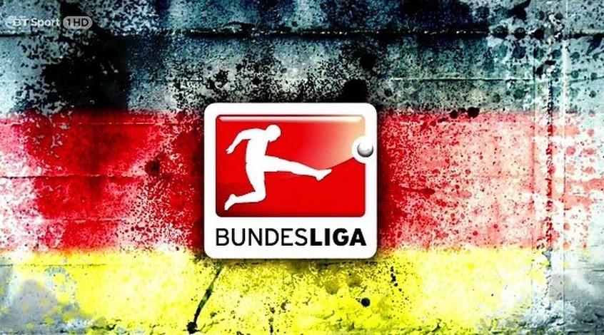 Футбол турнирная таблица немецкой бундеслиги