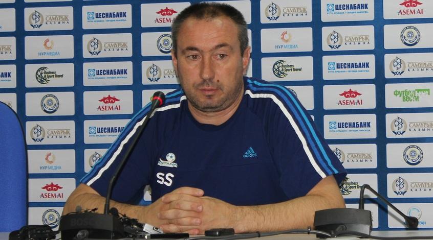 """Станимир Стойлов: """"Не каждый день выигрываешь у АПОЭЛа"""""""