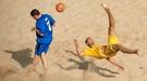 """Пляжний футбол. Україна – Росія 2:7. """"Синьо-жовті"""" - у квартеті невдах"""