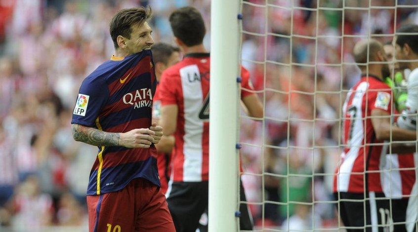 """""""Барселона"""" подтвердила травму Месси"""