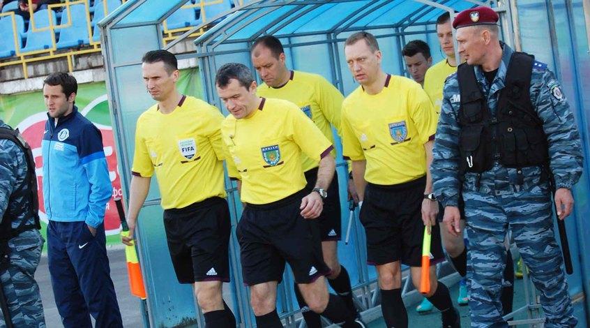 Судейские назначения на 6-й тур Лиги Пари-Матч