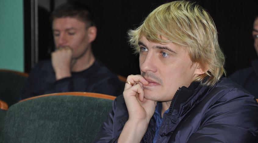 Футбольний на голову: Максим Калініченко (Відео)