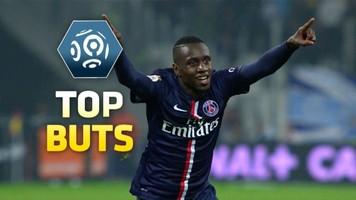 Чемпионат Франции. Лучшие голы 3-го тура (Видео)