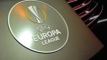 """Лига Европы. """"Лион"""" - АЗ 7:1 (Видео)"""