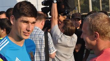 """Руслан Малиновський: """"В Брюгге в мене кидали склянкою з пивом"""" (Відео)"""