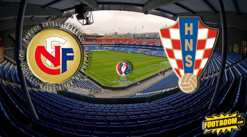 Отбор к Евро-2016. Норвегия - Хорватия. Анонс и прогноз матча