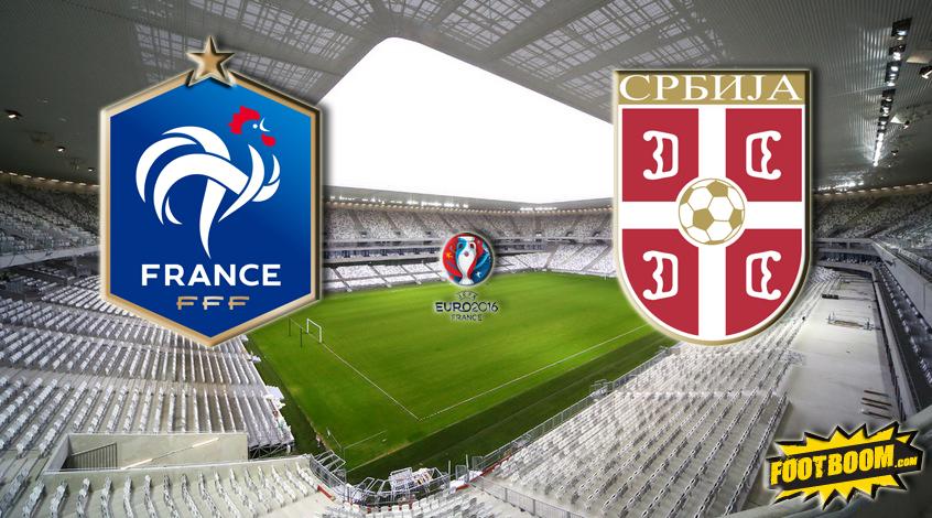 Товарищеский матч. Франция – Сербия. Анонс и прогноз матча