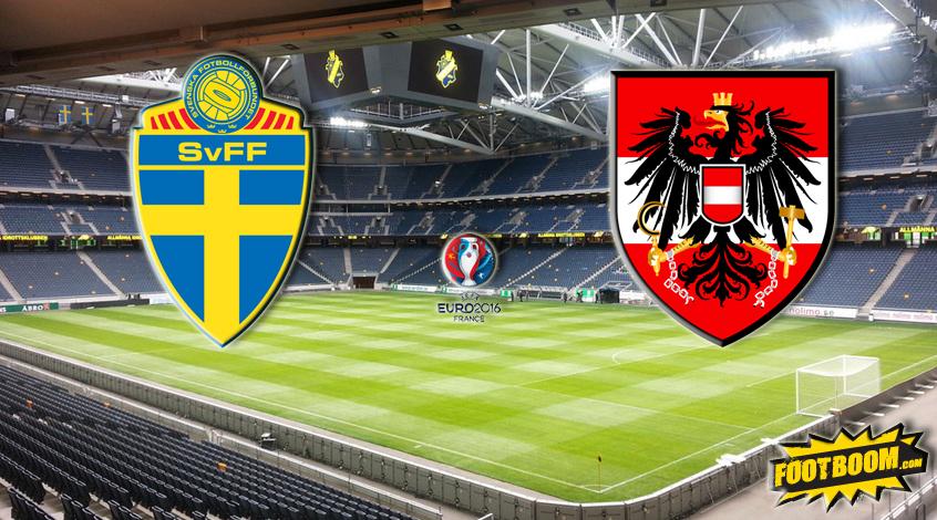 Отбор к Евро-2016. Швеция - Австрия. Анонс и прогноз матча