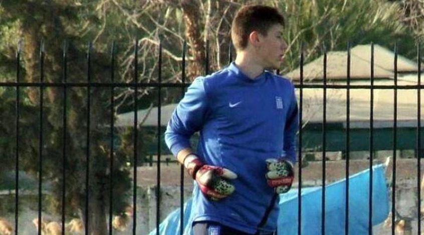 """Трагедия в Греции: на тренировке """"Верии"""" умер 18-летний вратарь"""