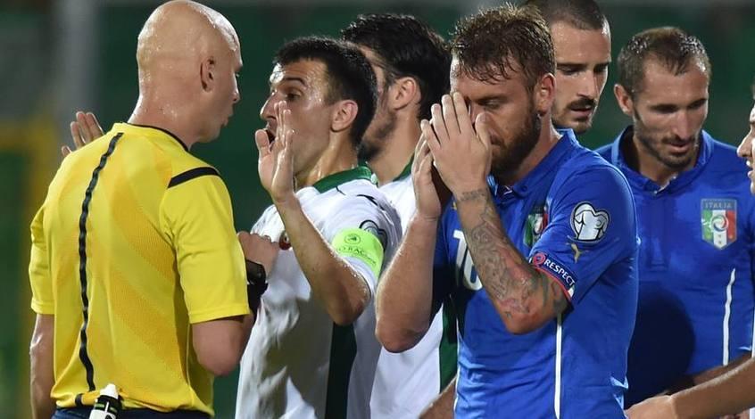 Италия - Болгария 1:0. В поисках отеля во Франции
