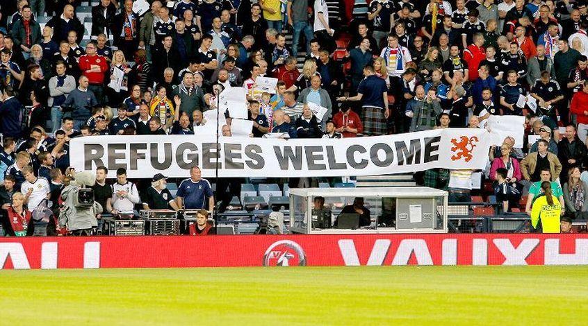80 клубов Европы согласились пожертвовать деньги на беженцев