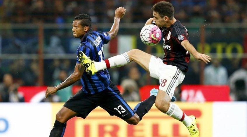 """""""Интер"""" - """"Милан"""" 1:0. Ничего нового"""