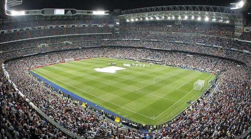 """Реал"" взял кредит на сумму 575 млн. евро для реконструкции ""Сантьяго Бернабеу"""