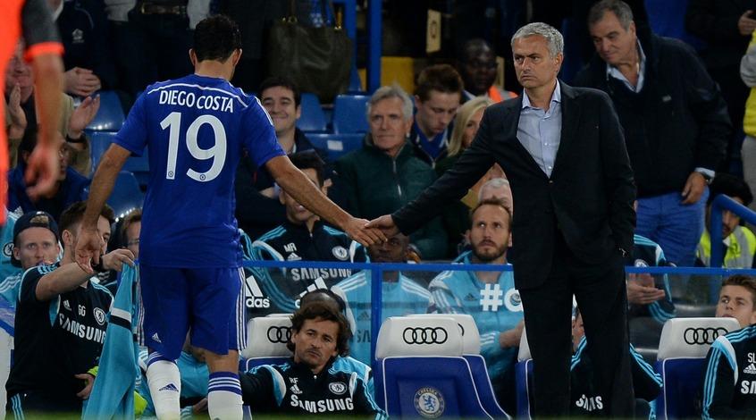 """Диего Коста рассказал, кто виноват в неудачном старте """"Челси"""""""