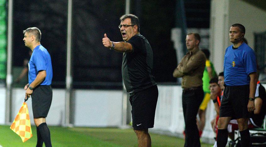 Официально: Стойка сменил Куртияна на посту главного тренера сборной Молдовы