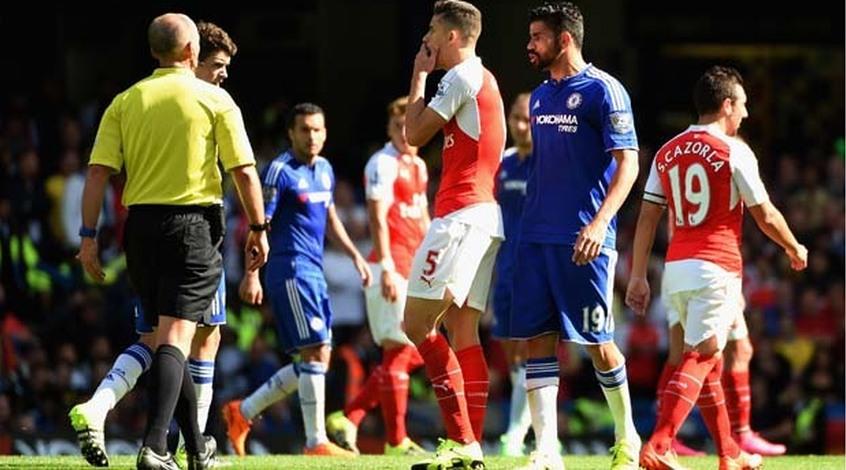 """""""Челси"""" — """"Арсенал"""": ФА обвинила клубы в неспособности проконтролировать своих игроков"""