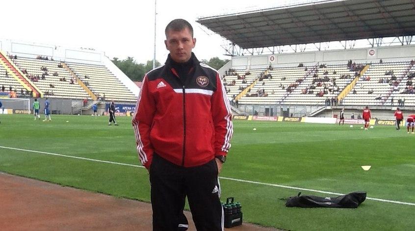 """В'ячеслав Руженцев: """"Хочеться створити в Погребах клуб, який вигравав би на всіх рівнях"""""""