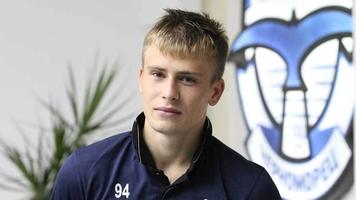 "Олег Данченко: ""Моя мотивация - вернуться в ""Шахтер"" (Видео)"