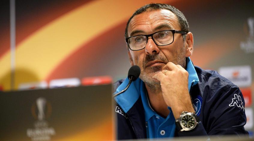 """Маурицио Сарри: """"Хотел бы поблагодарить Пепа Гвардиолу"""""""
