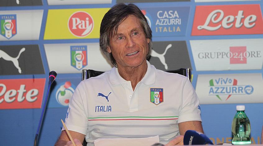 """Помощник Антонио Конте: """"Слишком мало итальянцев играют в своих командах"""""""