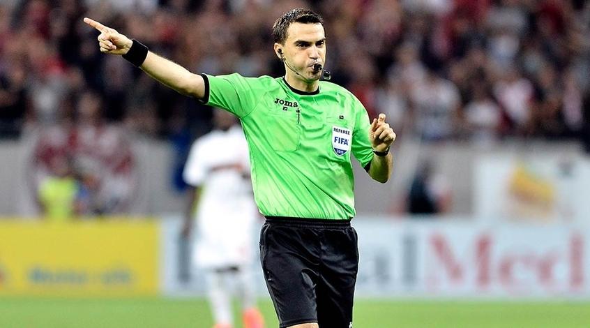 Арбитр признал ошибку с назначением пенальти в матче Северная Ирландия - Швейцария
