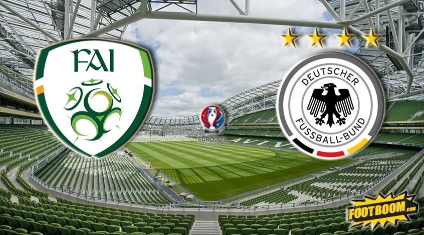 Отбор к Евро-2016. Ирландия - Германия. Анонс и прогноз матча