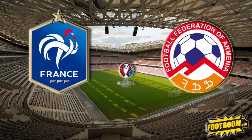 Товарищеский матч. Франция – Армения. Анонс и прогноз матча