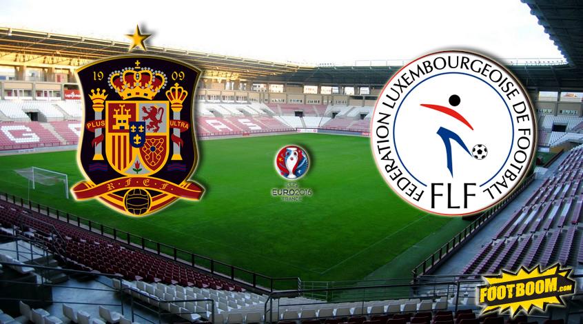 Отбор к Евро-2016. Испания - Люксембург. Анонс и прогноз матча