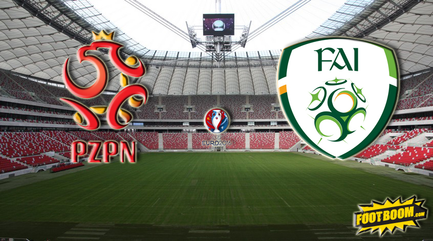 Отбор к Евро-2016. Польша - Ирландия. Анонс и прогноз матча
