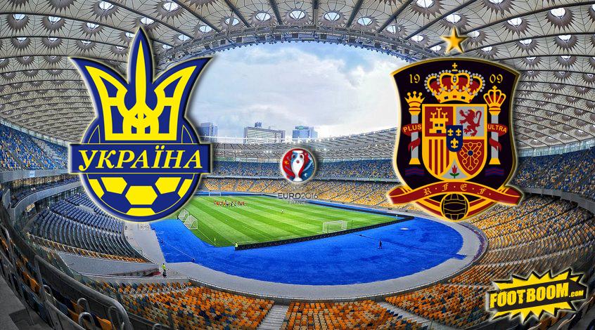 Збірна України підготувалася до вирішальної битви з Іспанією