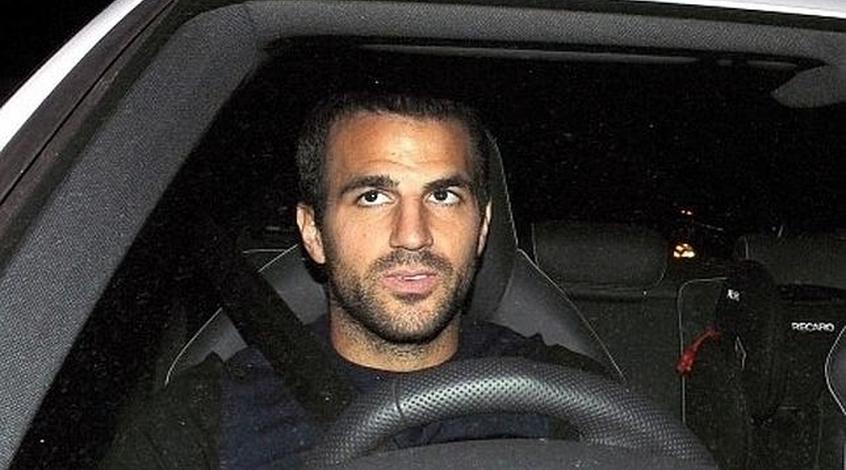 """Сеск Фабрегас: """"Я мог остаться в """"Челси"""", но Сарри пришёл в команду со своим """"сыном"""""""