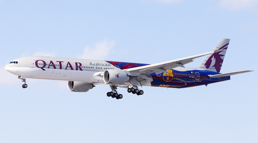 "Marca: ""Барселона"" заключит рекордную сделку с Qatar Airways"